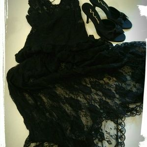 Panky Panky Lace Night Gown